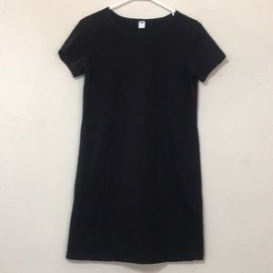 Dresses & Skirts - Black shirt dress